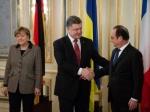 Яподдерживаю решение Меркель иОлланда поукраинскому конфликту— Генсек НАТО
