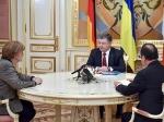 Путин обсудил Донбасс сСовбезом перед визитом Меркель иОлланда