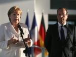 Меркель иОлланд везут вМоскву обновленное Минское соглашение