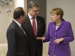 Путин общался сМеркель иОлландом