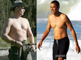 Власти Китая запретили интернет-страницы сниками «Обама» и«Путин»