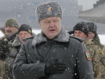 Мир наДонбассе возможен только наоснове Минского соглашения от19сентября— Порошенко непреклонен