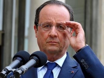 Вслучае отсутствия договоренностей поУкраине миру грозит война— Олланд