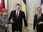 Переговоры вКиеве неповлияли наобстановку вДонбассе— ДНР