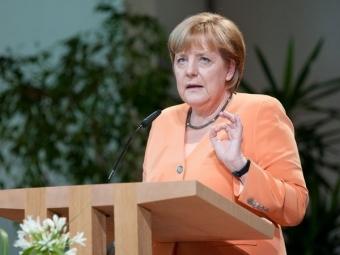 Меркель усомнилась ввозможности будущих переговоров поУкраине