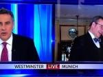 Президент Эстонии прервал интервью впрямом эфире из-за ошибки ведущего