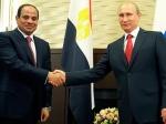 Путин: Россия обсуждает сЕгиптом переход нарасчеты внацвалютах