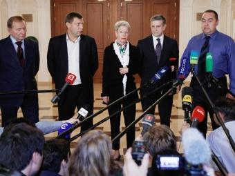 Насегодняшние переговоры вМинск может поехать советник Путина