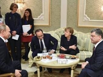 МИД: Переговоры вБерлине завершились с«ощутимыми результатами»