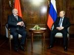 Лукашенко иНазарбаев говорили опереговорах в«нормандском формате»