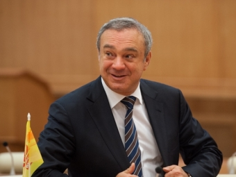 Георгий Перский покинул Заксобрание Свердловской области