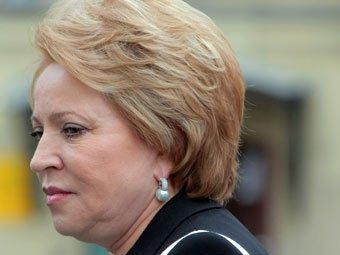 Выдвижение Матвиенко на муниципальные выборы – «теневое»?