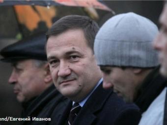 Депутат Законодательного собрания отЛДПР Константин Сухенко сдал свой мандат
