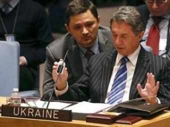 Киев: Миротворцы ООН наУкраине ненужны, достаточно наблюдателей ОБСЕ