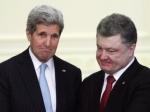 Порошенко иКерри обсудили ситуацию навостоке Украины