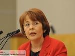 Оксана Дмитриева может сложить ссебя полномочия председателя фракции «Справедливая Россия» вПетербурге— СМИ
