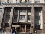 Комитет Госдумы одобрил законопроект остраховании военных журналистов