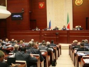 Парламент Татарстана установил размер штрафа занеоплату парковки вКазани в2500 рублей