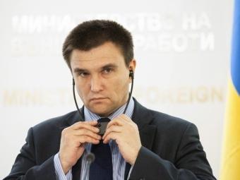 Климкин: Для восстановления мира Украине требуются западные противотанковые системы