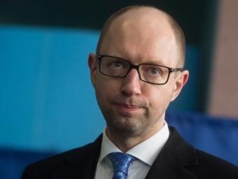 Яценюк: Награнице сРоссией должны стоять средства поражения