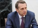 Закон обантикризисном отчете кабмина будет рассмотрен всреду— Нарышкин