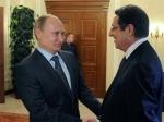 Путин: Впорты Кипра смогут заходить суда РФ, участвующие вборьбе стерроризмом