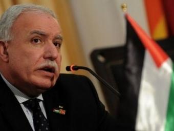 Глава МИД Палестины встретится вМоскве сЛавровым