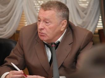 Жириновский предложил вдвое сократить число депутатов