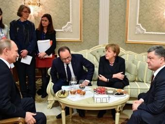 Россияне неверят всоблюдение перемирия вДонбассе, показал опрос