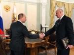 Владимир Путин встретился сглавой Следственного комитета