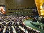 Генассамблея ООН приняла резолюцию «Семидесятая годовщина окончания Второй мировой войны»