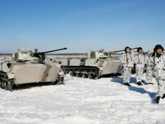 Вкрупных военных учениях вКостромской области участвуют полторы тысячи десантников