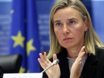 ЕСдолжен совмещать жесткую имягкую силу против РФ— Могерини