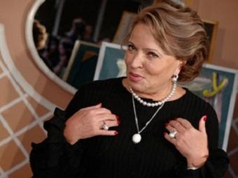 В.Матвиенко обвинила оппозиционеров в раздувании истерии