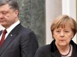 Организовать миротворческий контингент навостоке Украины, как миссию ЕС, просит Порошенко