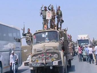 Власти Сирии продолжают жестоко подавлять демонстрации