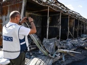 ОБСЕ: Вопрос опродлении мандата СММ вУкраине решат наследующей неделе