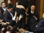 Блок Петра Порошенко предложил создать вВерховной Раде парламентскую полицию