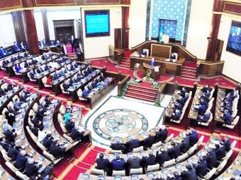 Женщина заявила онамерении баллотироваться впрезидентыРК