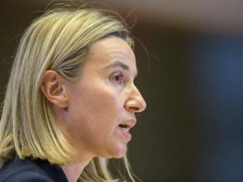 Евросоюз непозволит втянуть себя вконфронтацию сРоссией— Глава европейской дипломатии