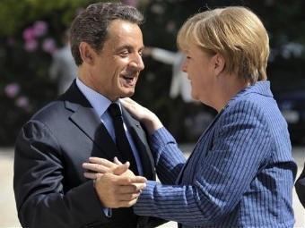 Лидеры Германии и Франции предлагают создать правительство еврозоны