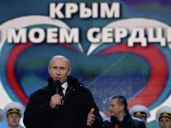 Невозможно было бросить Крым икрымчан под каток националистов— Путин