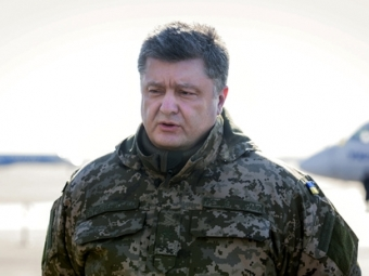 Порошенко допустил иностранные войска наУкраину