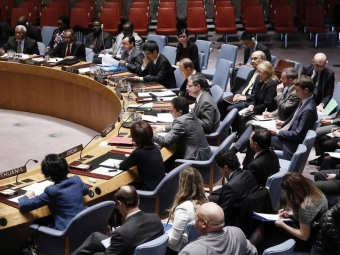 Генсек ООН призвал расширить возможности женщин вполитике ибизнесе