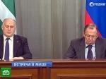 Лавров: РФготова поддержать ж/д сообщения между Абхазией иГрузией