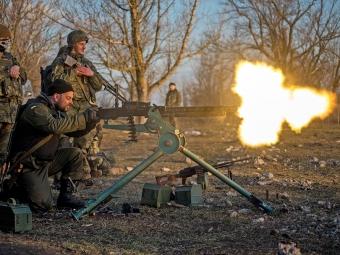 Силовики 16 раз заминувшие сутки нарушили режим прекращения огня— Минобороны ДНР