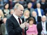 ВЦИОМ: Рейтинг одобрения работы Путина достиг максимумов за15 лет