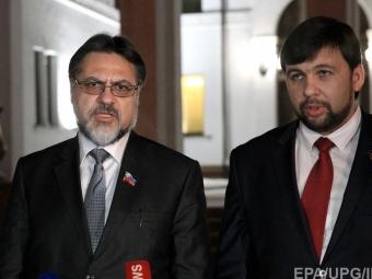 ЛНР: Киев иОБСЕ нехотят искать пути реализации минских соглашений