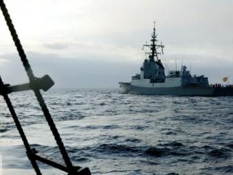 ВЧерном море прошли учения кораблей стран НАТО