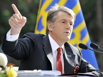 Ющенко об  «альтернативной дипломатии»
